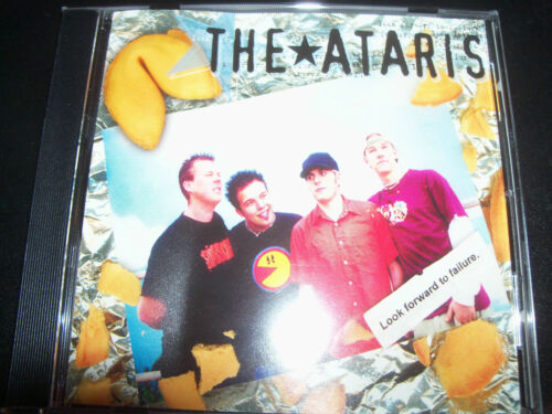 1 of 1 - The Ataris Looking Forward To Failure CD EP – Like New