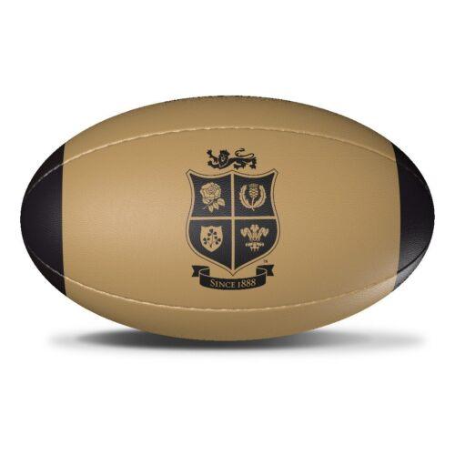 Rhino British & Irish Lions LTD Retro Ball - Mini