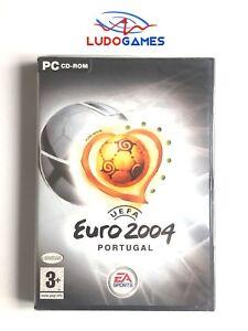 Euro-2004-PAL-SPA-PC-Sealed-Nuevo-Brand-New-Retro-Precintado