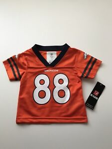 online store 711f0 97337 Details about NEW! Denver Broncos Jersey THOMAS 88 kids toddler football  jersey - sz 12 month