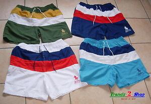 Polo Club Badehose Royal Berkshire Badeshorts Schwimmhose Sporthose Shorts Hose