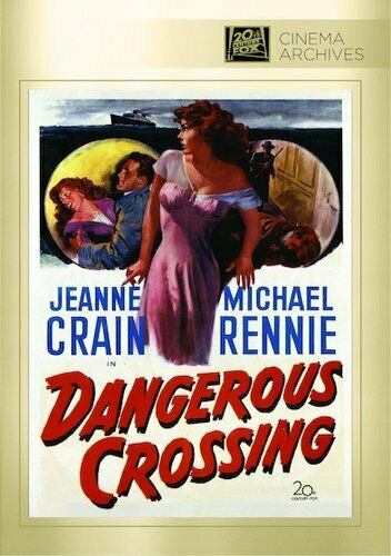 Dangerous Crossing DVD NEW