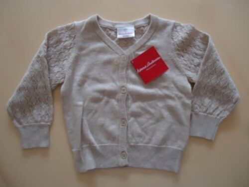 NWT HANNA ANDERSSON GIRLS CARDIGAN SWEATER   CHOOSE HANNA SIZING 90 OR 100