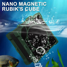 Alelife Eco-Aquarium Water Purifier Cube 10X10CM Ultra Strong Filtration /& Absorption