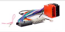 CARAV 12-108 Autoradio Adapterkabel ISO für CHRYSLER / DODGE / JEEP