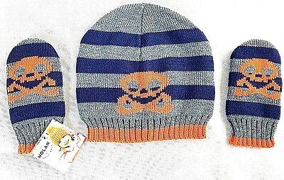 Seattle Seahawks Toddler Bam Bam Knit Hat Beanie Mitten Gloves Winter Set Green