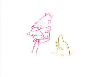 Simpsons-Original-Production-Animation-Production-Cel-Drawing-Fox-038