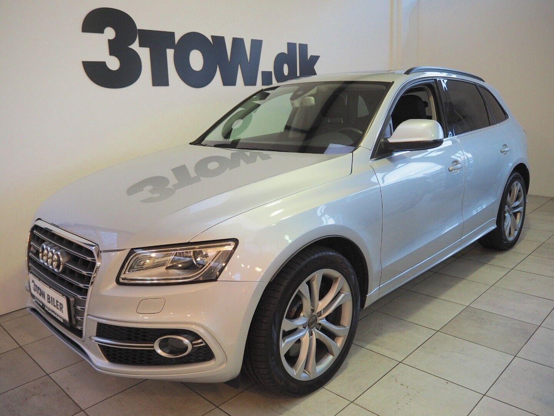 Audi SQ5 3,0 TDi 313 quattro Tiptr. 5d - 469.980 kr.