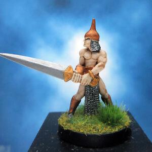 Painted-I-Kore-Celtos-Miniature-Elf-with-Great-Sword-II