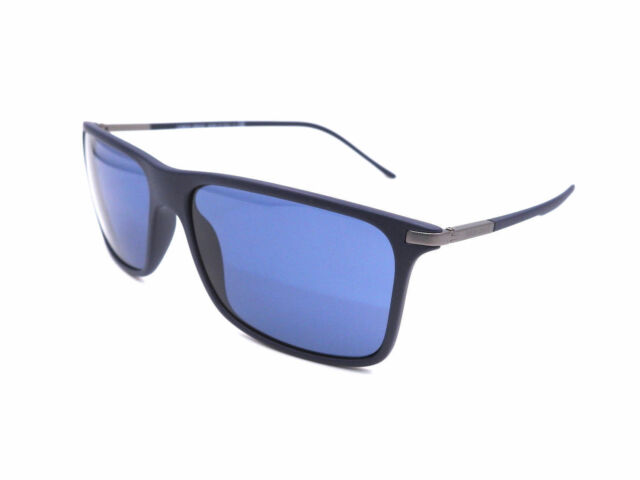 4af5314bded9 Giorgio Armani Men's Sunglasses AR 8034 57mm Matte Blue 505980 for ...