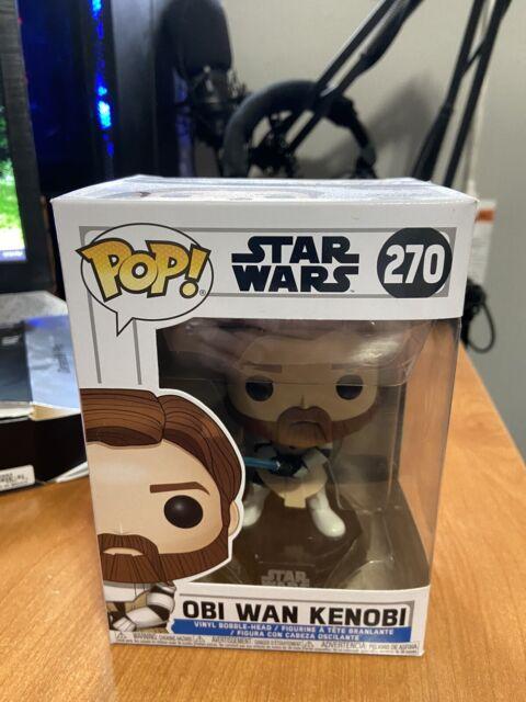 Funko Pop! Star Wars Obi Wan Kenobi #270 Figure Vinyl