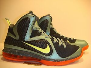 bb6a41df6935 Image is loading 2011-Brand-New-Deadstock-NIKE-LEBRON-9-CANNON-