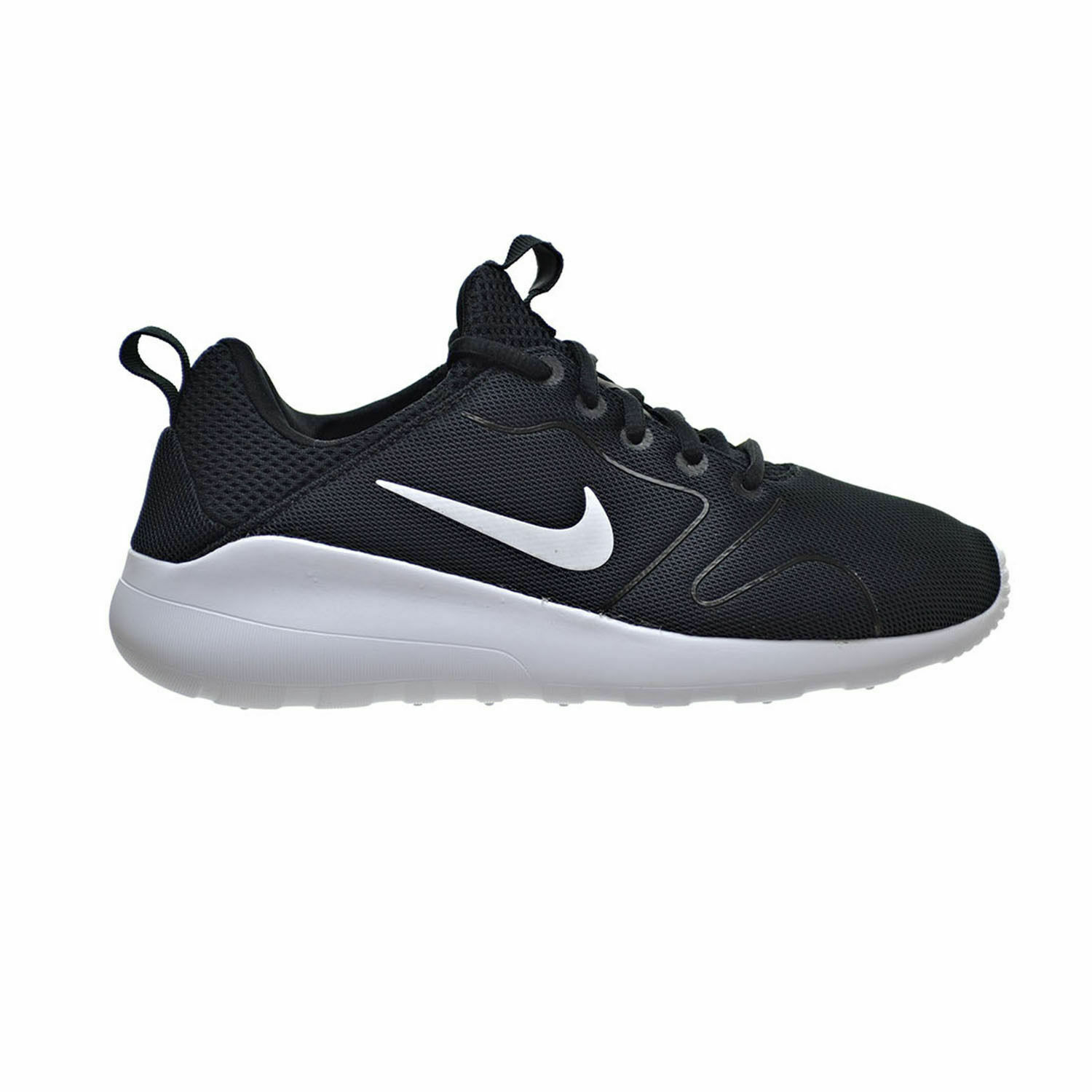 NIKE MEN'S KAISHI 2.0 SHOES black white 833411 010