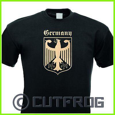 T-Shirt Germany Deutschland Bundesadler Berlin S-XXXL