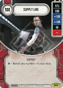 Star Wars Destiny Mint//NM Spirit of Rebellion SW Fantasy Flight Games F Guard