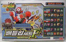 TAKARA ROCKMAN EXE AXESS (MegaMan) Battle Chip Set F (OS-03,OS-04,OS-06) for PET