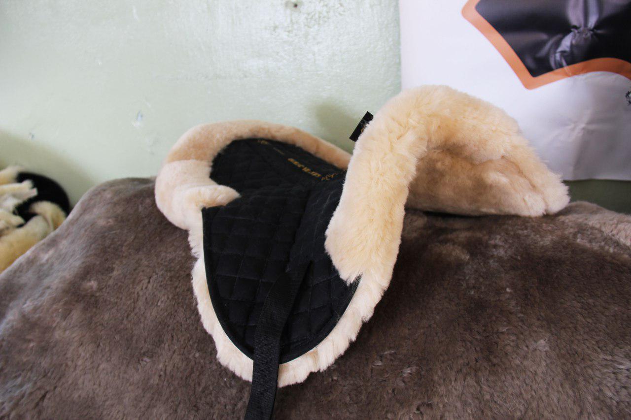 Half Pad Pad Half   100% Genuine Australian Sheepskin   Anatomical 8c0cc2