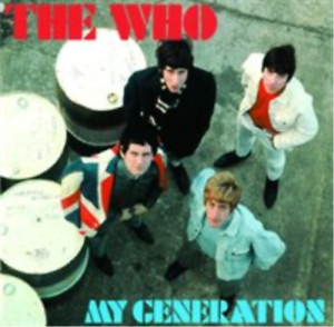 The-Who-My-Generation-VINYL-NEW-amp-SEALED