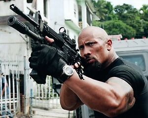 Dwayne-Johnson-The-Rock-Signed-Autographed-8x10-Photo-Fast-amp-The-Furious-COA-VD