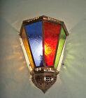applique murale Marocaine fer forgé lampe lustre lanterne decoration spot 30 cm