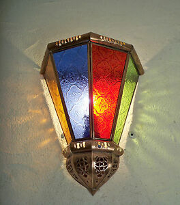 applique-murale-Marocaine-fer-forge-v7-lampe-lustre-lanterne-decoration-spot