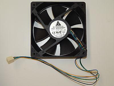Delta Afb1212sh Gehäuselüfter Cooler Fan 120x120x25mm (fsc P/n V26815-b116-v61)
