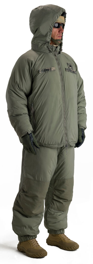 Us Army Gen III Ecwcs level 7 Al aire  libre invierno traje primaloft Pants Jacket Xll  popular