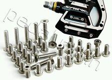 Shimano Saint mx80 Flat Pedal Pin Kit (stainless steel)