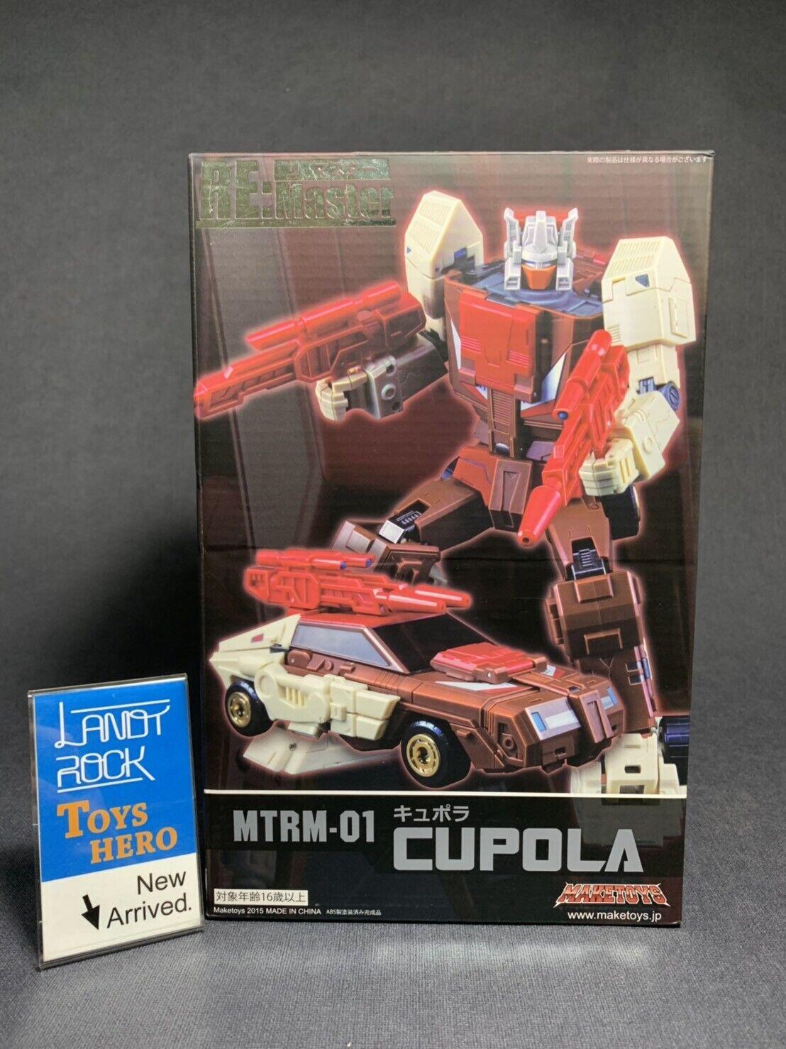 [giocattoli Hero] In He  Transformer renderegiocattoli Mtrm-01 Cupola Head Master series  costo effettivo