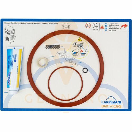 Carpicare Ersatzteil Kit Carpigiani Eismaschinen Labotronic RTX RTL HE Maestro