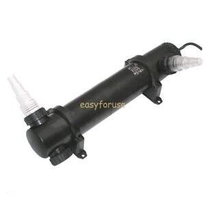 36W-UV-STERILIZER-FOR-AQUARIUM-FISH-TANK-POND-FOUNTAIN-CLARIFIER-NEW-36-WATT