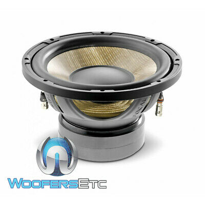Focal P30F 12/'/' Subwoofer 400W RMS 2 Year Warranty