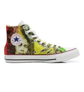 mesure Marley fabriqués en All Converse Italie Star Bob Sneakers sur Yqpdpf