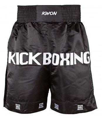 Kwon Kickboxing Long Shorts Kickboxhose Pant Kickboxen Hose Gr. S  M  L  XL MMA