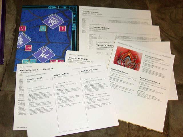 TSR - Advanced Advanced Advanced Dungeons & Dragons