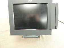 Ibm 4840 500 Model Surepos Touchscreen Point Of Sale Pos System Terminal As Is