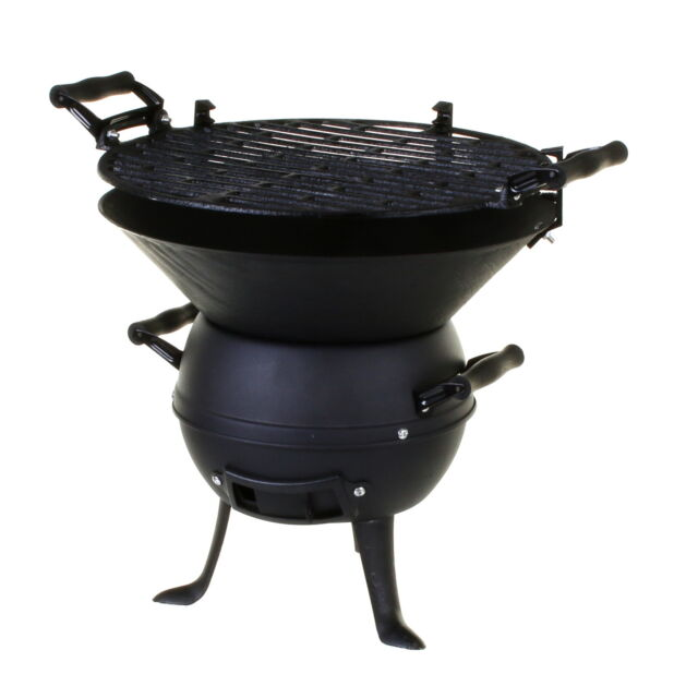 BBQ PORTABLE 2 SIZES GARDEN PICNIC PARTY CAMPING OUTDOOR COOKING BARBECUE NEW