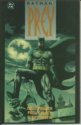 Batman Prey Tpb ( 1° Printing ) - Dc 1993 ( Usa ) Los Clientes Primero