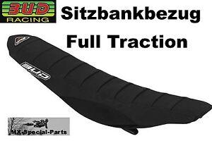 Bud-Seat-Cover-Kawasaki-KX450F-2012-PERFECT-TRACTION-Black