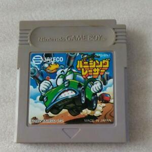 SUPER-RARE-IMPORT-Banishing-Racer-NINTENDO-GAMEBOY-1991-TESTED-Game-boy-JP