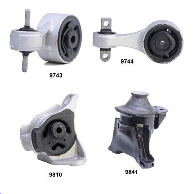 New Engine Motor Mount Right For 2.4 L Honda Accord 2013-2015