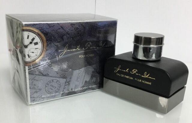 c0ebc7884a Armaf Just for You Eau De Parfum 100ml   3.4oz Spray Men for sale ...