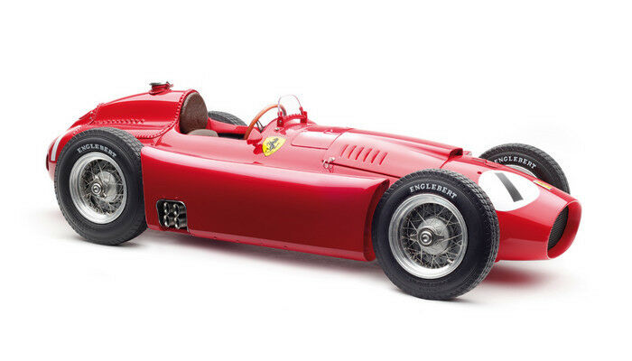 1956 Ferrari D50 Grand Prix England  1 Fangio Diecast in 1 18 Scale by CMC M-197