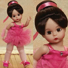 """NEW! Madame Alexander 8/"""" PIROUETTE IN PINK BLOND 71625 /& FREE Doll Stand"""