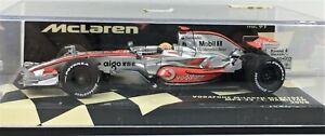 Minichamps-Escala-1-43-de-Vodafone-McLaren-Mercedes-F1-L-Hamilton-sorprendente
