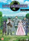 Log Horizon Part 1 DVD 2015 Region 2