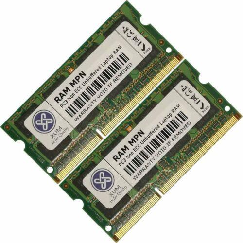 Memory Ram 4 Toshiba Portege Laptop Z830-SP3245SL 2x Lot DDR3 SDRAM