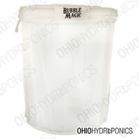 20 Gallon 220 Micron Zipper Washing Bag Extraction Ice Melt Bubble Mesh