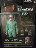 Walter White Blue Hazmat Suit Exclusive 6 Breaking Bad Action Figure Mezco Toyz