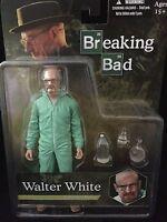 Walter White Blue Hazmat Suit Exclusive 6 Breaking Bad Action Figure Mezco Toyz